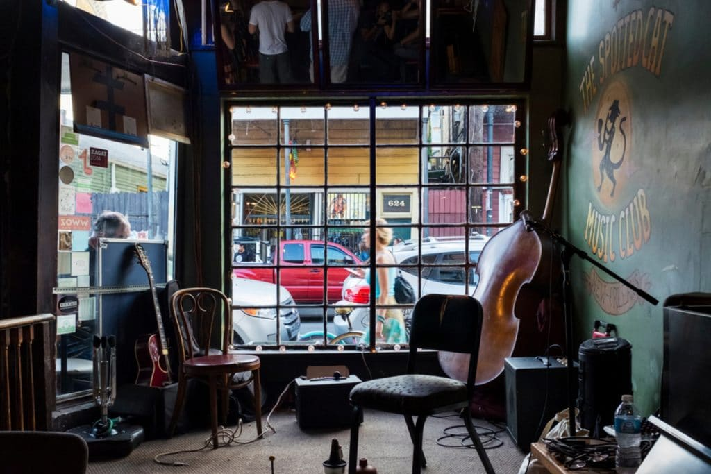 Top 5 Places To Watch Live Music In Jazzy New Orleans