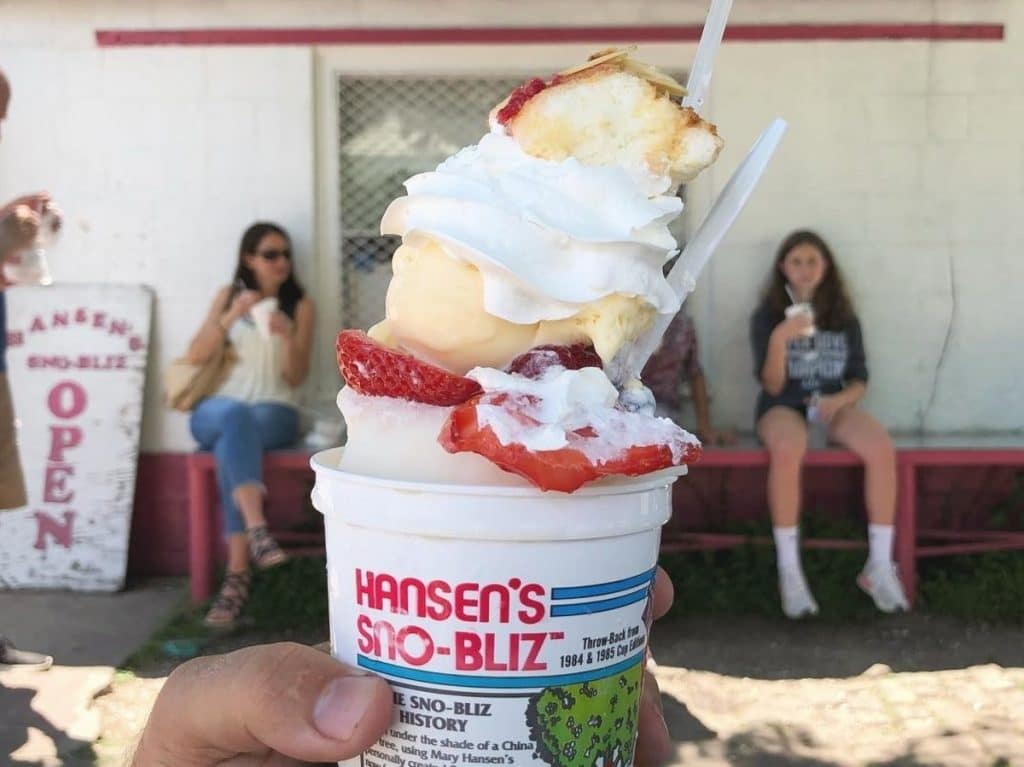 7 Awesome Places To Get Your Sno-Ball Fix In New Orleans