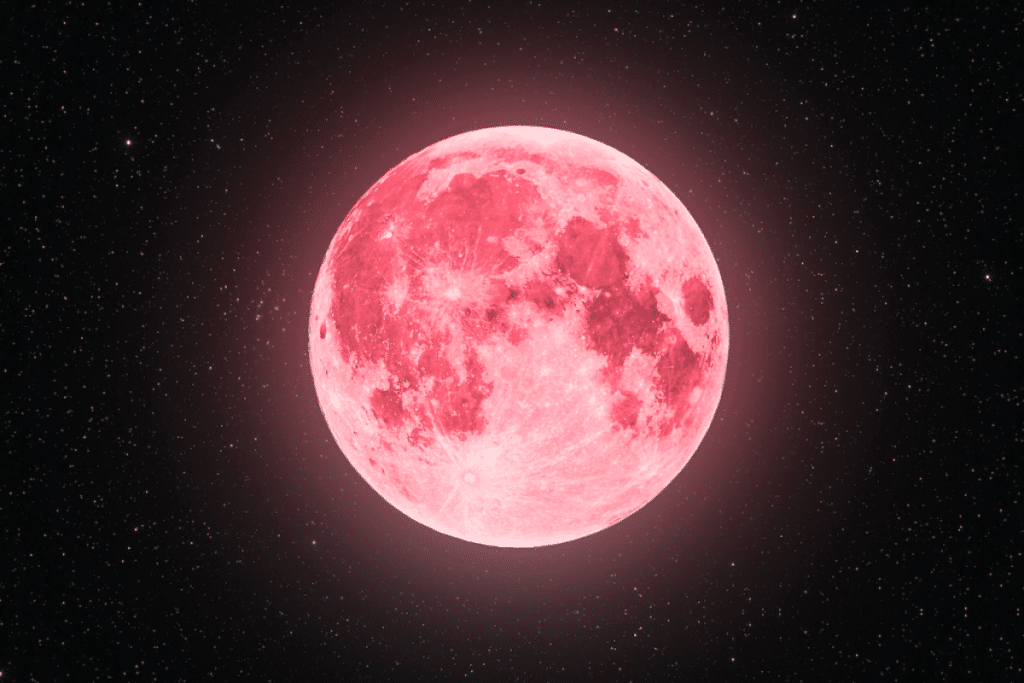A 'Super Pink Moon' Will Shine Bright Over New Orleans Tonight