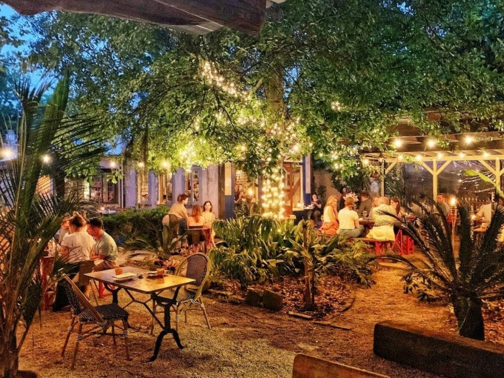 7 Incredible Restaurants With The Best Outdoor Dining In New Orleans