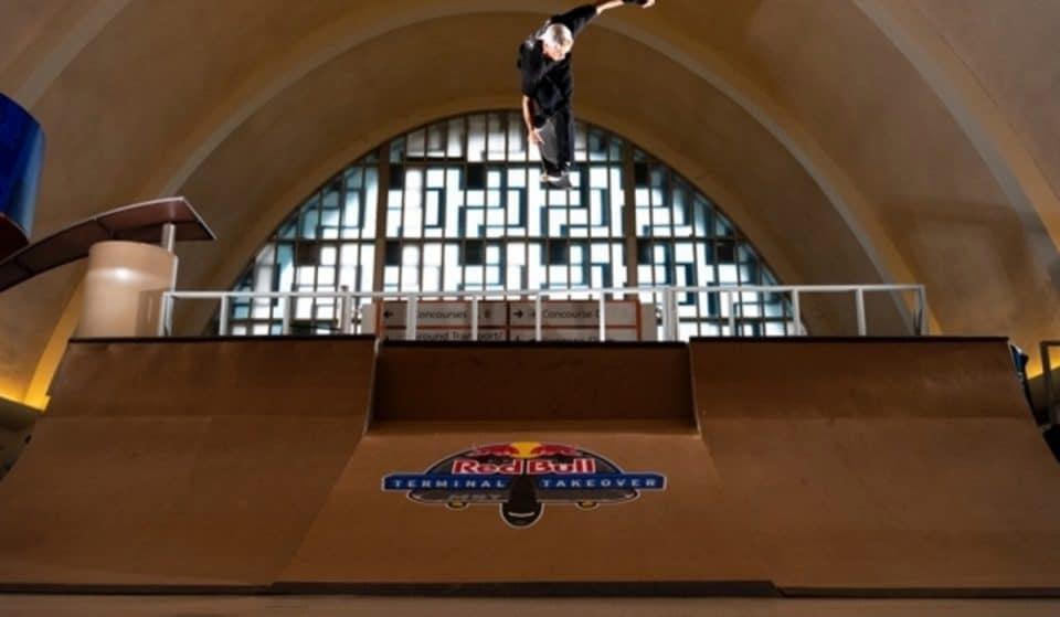Abandoned New Orleans Airport Gets Ultimate Skatepark Makeover
