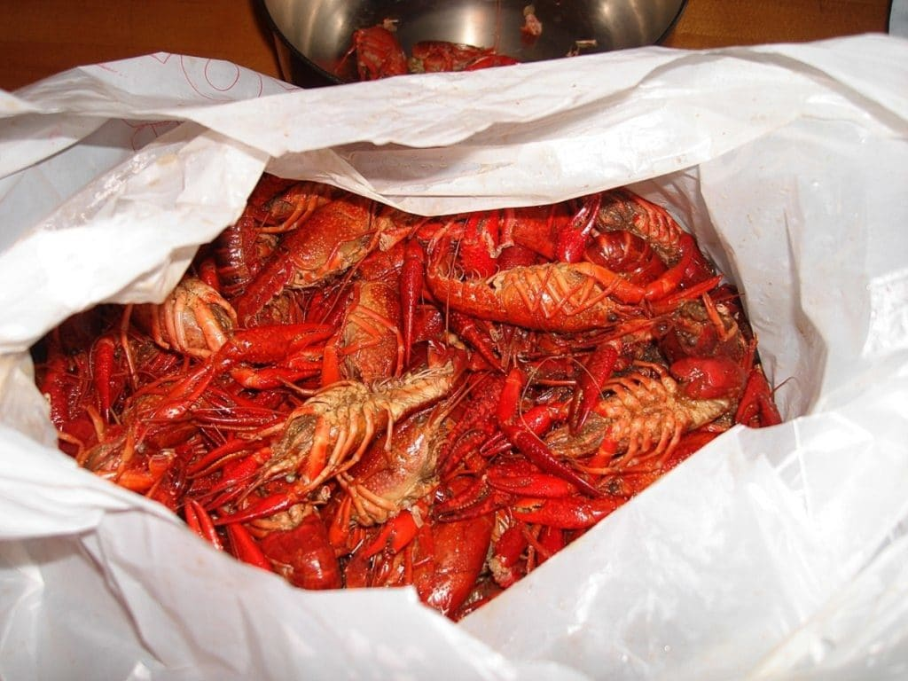 Get A Free Pound Of Crawfish In NOLA With Your COVID Vaccine