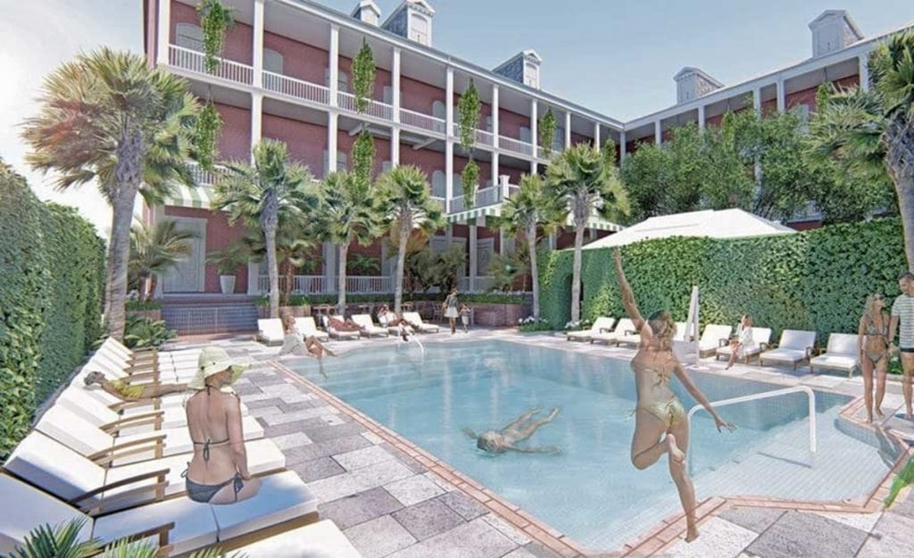 This Historic NOLA Orphanage Is Undergoing A Swanky Hotel Makeover