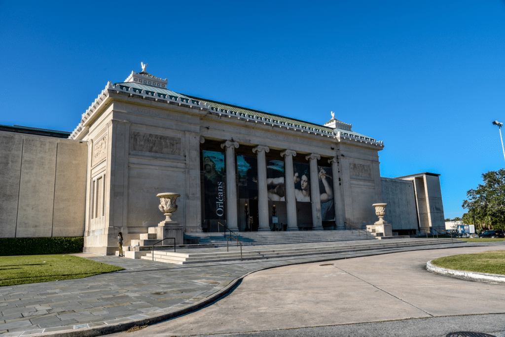 New Orleans Museum Of Art Offers Free Admission For All To Commemorate Juneteenth