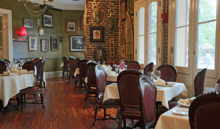 Have Dinner With A Ghost At This Haunted French Quarter Restaurant