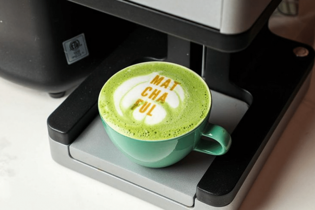 This Cute Coffee Shop Personalizes Your Drinks Leaving Them Instagram Ready