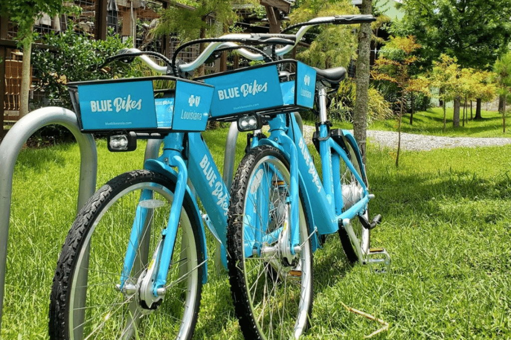 Blue Bikes Are Coming Back To New Orleans