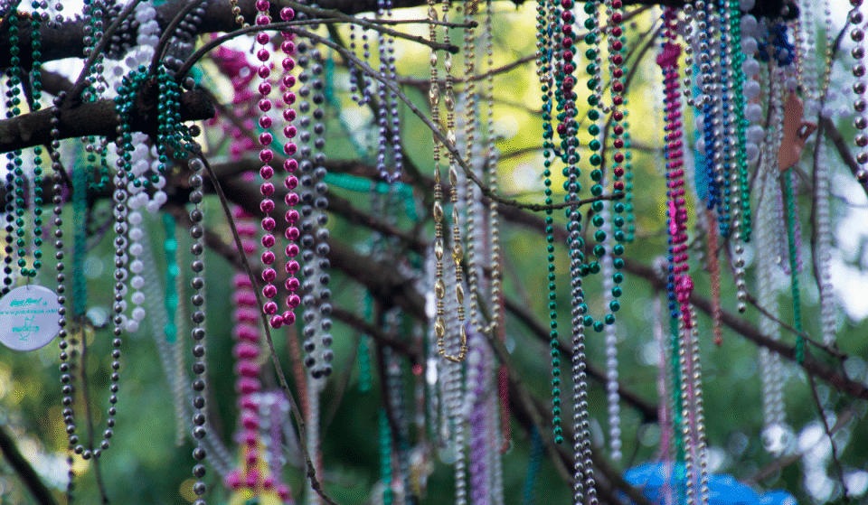 This New Krewe Reimagines Mardi Gras Without Plastic Beads