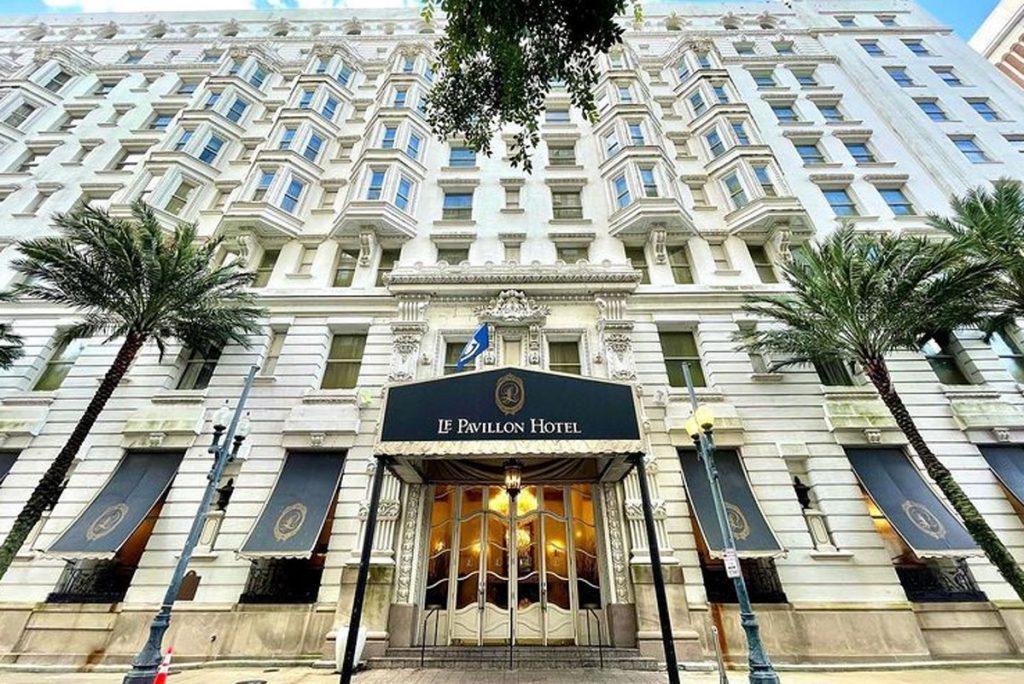 Is Le Pavillon Hotel In NOLA Haunted?