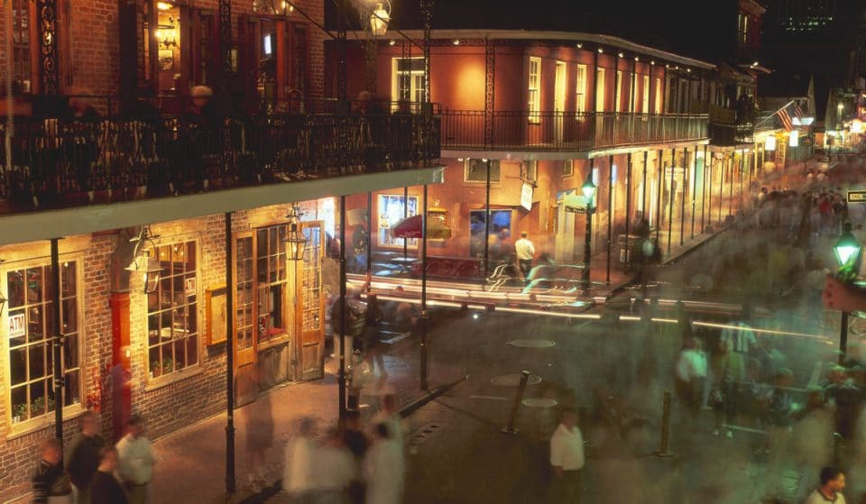 Power Has Been Restored To The French Quarter After Three Days