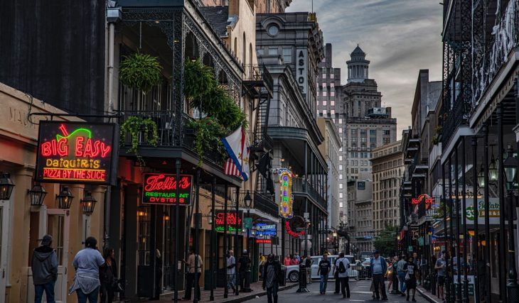 New Orleans Lifts Curfew As Electricity Is Restored In Most Of The City