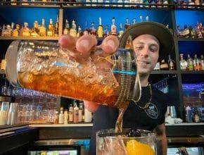 This Boozy NOLA Bar Has More Than 200 Liquors On Its Menu
