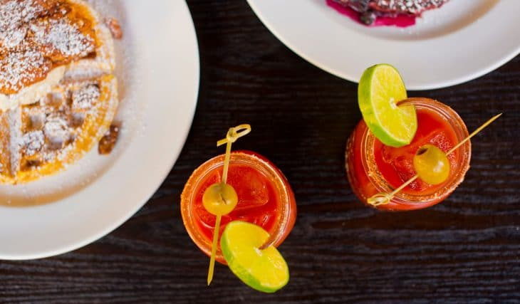 Let Your Freak Flag Fly At A Halloween Brunch At The Commons Club
