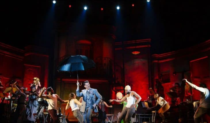 Broadway's Hadestown Will Be Playing At Saenger Theatre In December