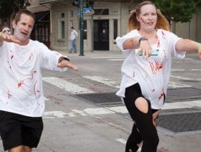 The New Orleans Zombie Run Will Take Place On October 23