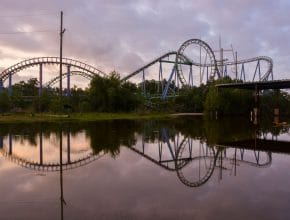 Abandoned Six Flags Will Be Replaced With A New Amusement Park
