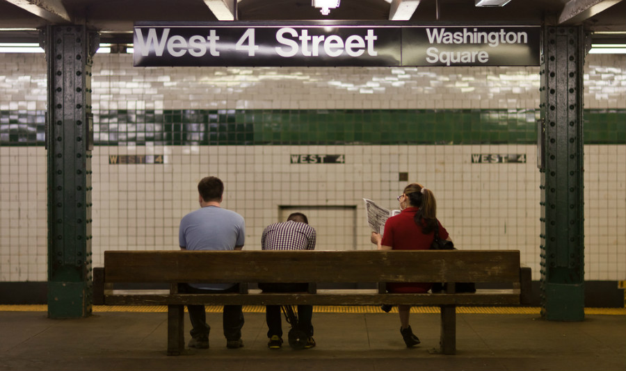 This Is How Long You Should Wait For A Train Before Giving Up