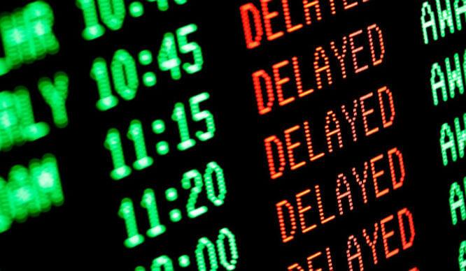 LaGuardia Flight Delays Meltdown