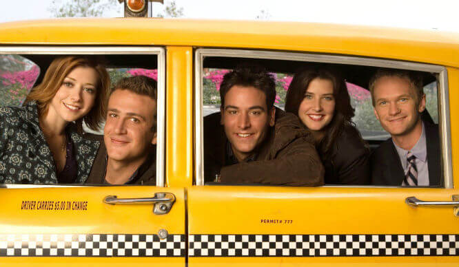 HIMYM NYC Taxi
