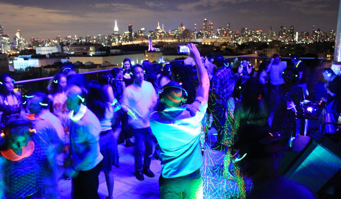 6 Outdoor Parties That Scream Summer In The City