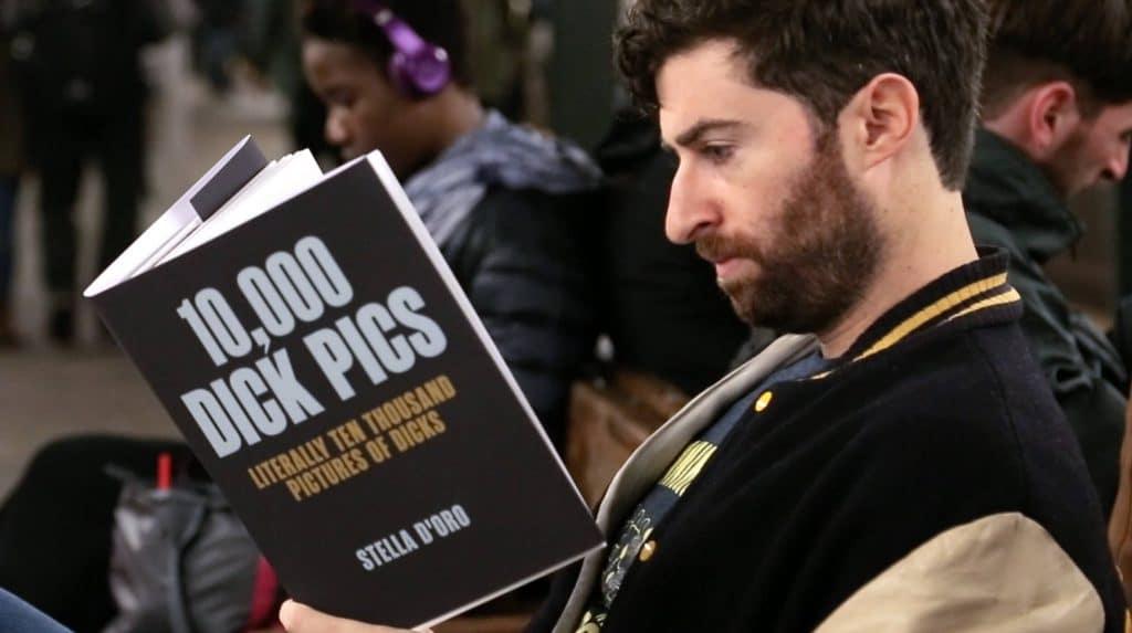 Scott Rogowsky NSFW book covers