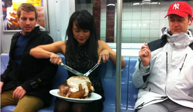 Subway Gif Funny