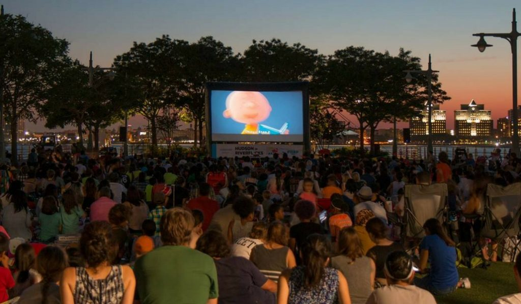 The Schedule For Free Screenings Of New Movies At Pier 63 Is Amazing!