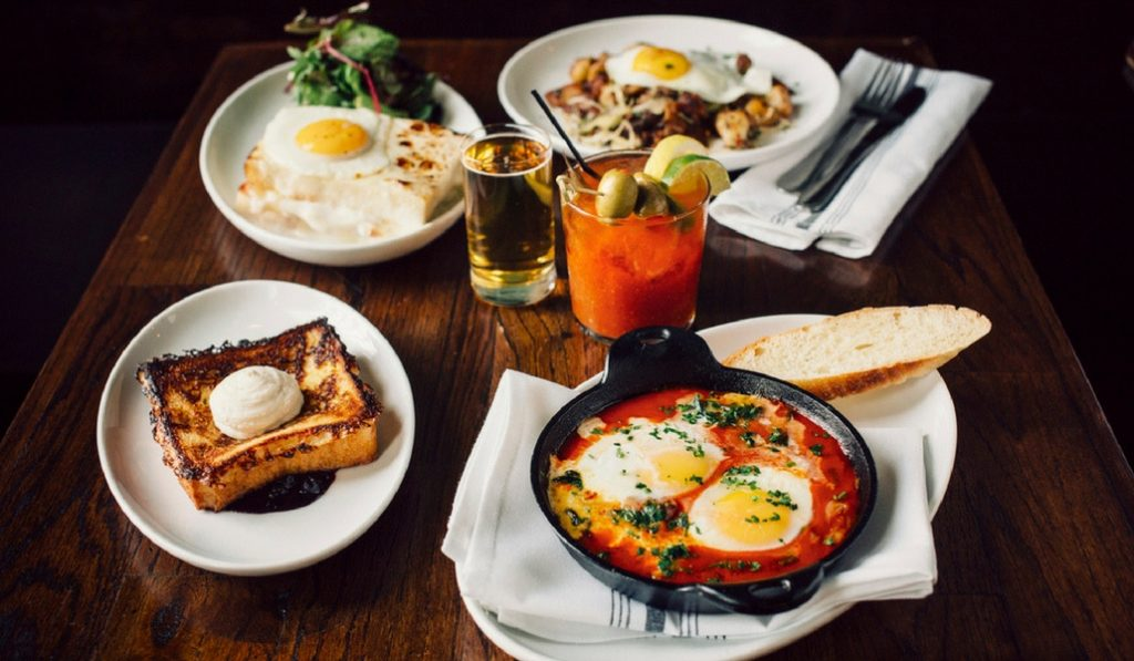 Mimosas, Bloody Marys, And More: Here Are The Booziest Brunches In NYC