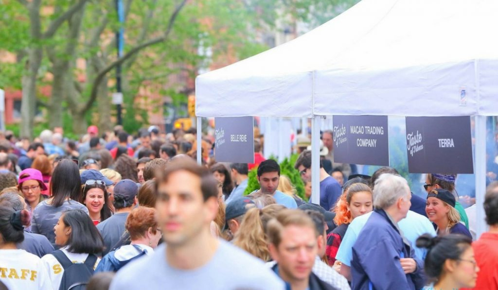 The Taste Of Tribeca Is Bringing Michelin Star Chefs To The Streets Of Manhattan