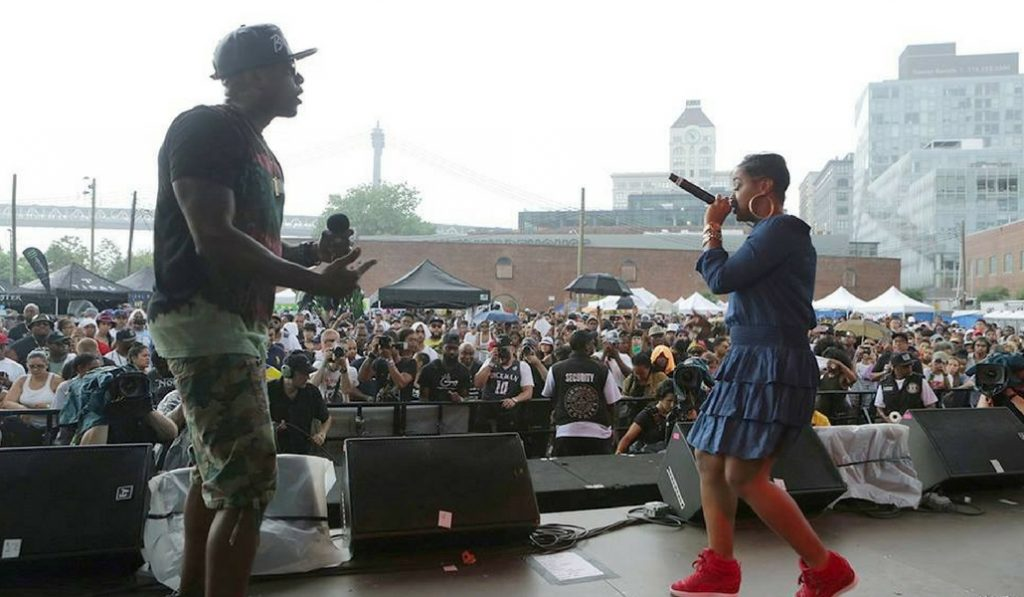 Stop Everything! Brooklyn Hip-Hop Fest Has Announced It's Epic 2017 Lineup