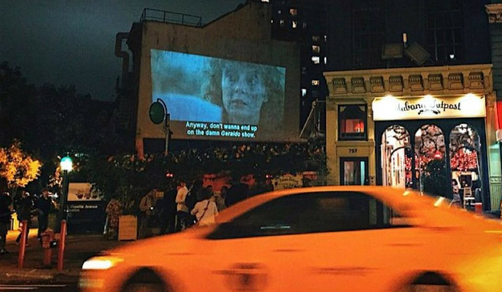 Check Out The Epic Free Summer Movie Schedule At Brooklyn's Habana Outpost!