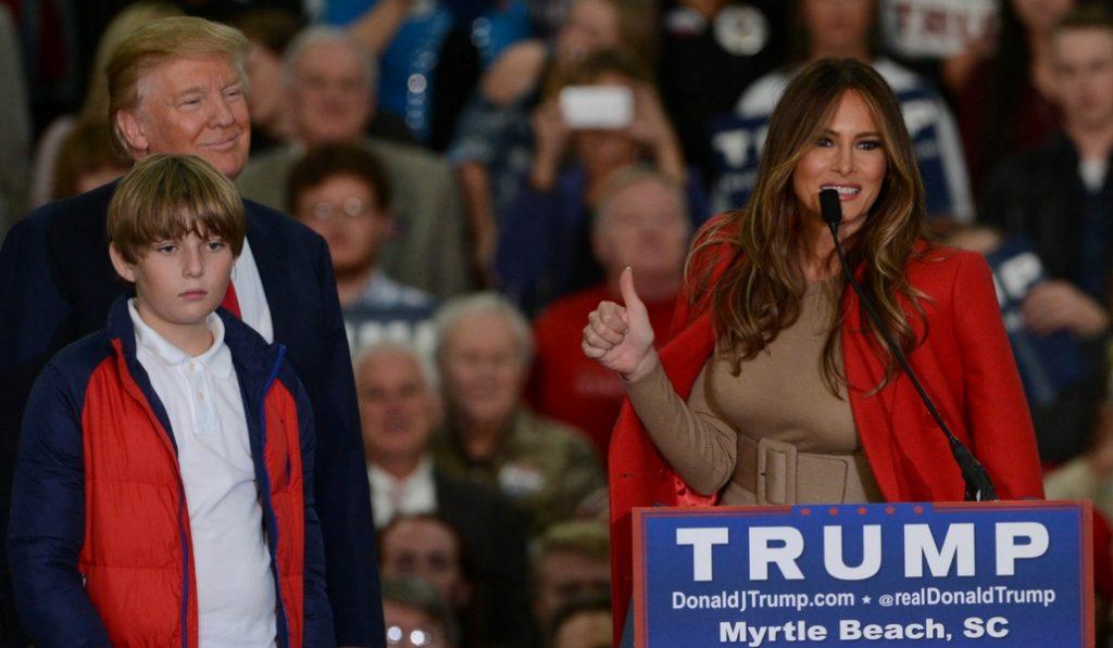 Melania Trump Will Soon Be Leaving NYC And Moving To Washington