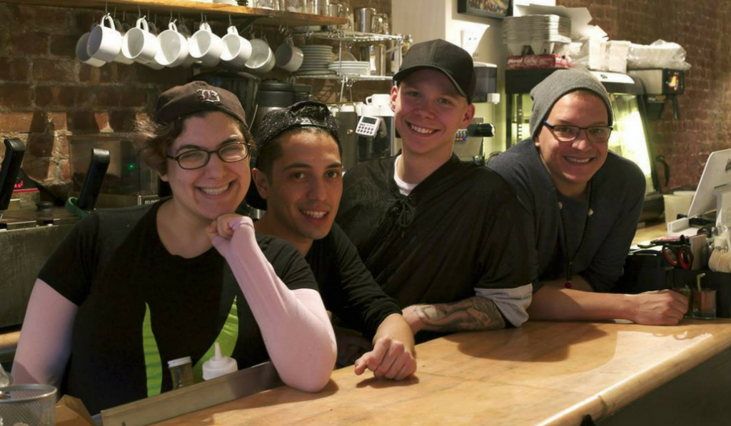 This NYC Restaurant Owner Is Giving His Kitchen Staff Free English Classes At Work