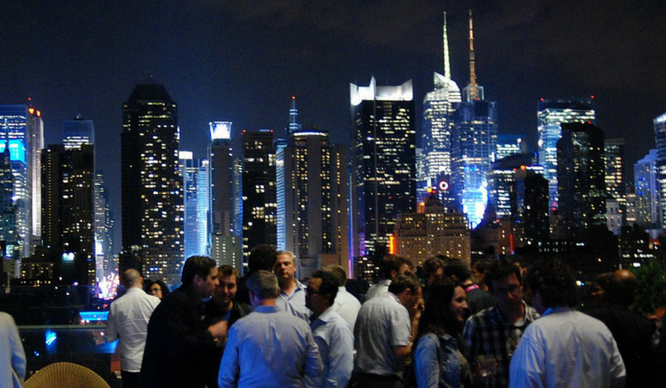 NYC Turns Up The Heat: The 8 Best Rooftop Parties In The City