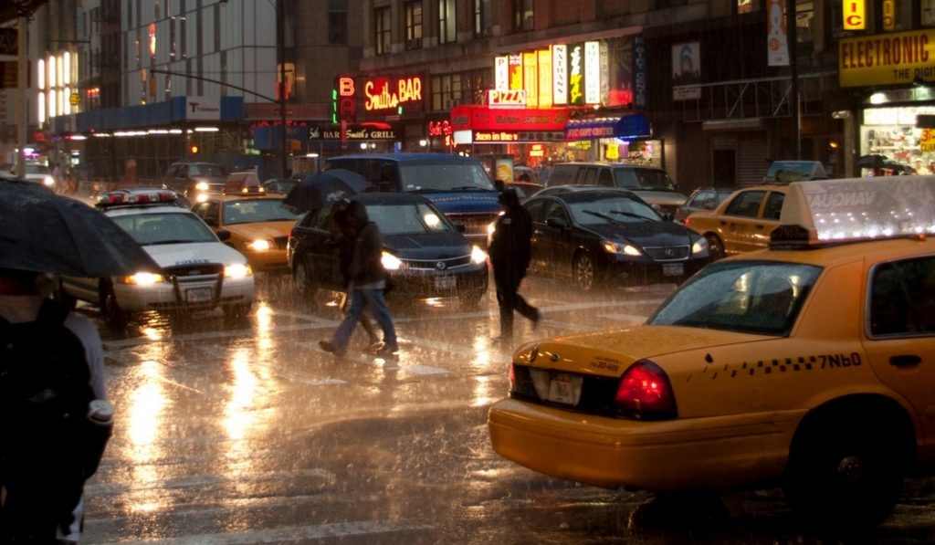 Top 11 Reasons Why Rain In NYC Is The Worst Thing EVER