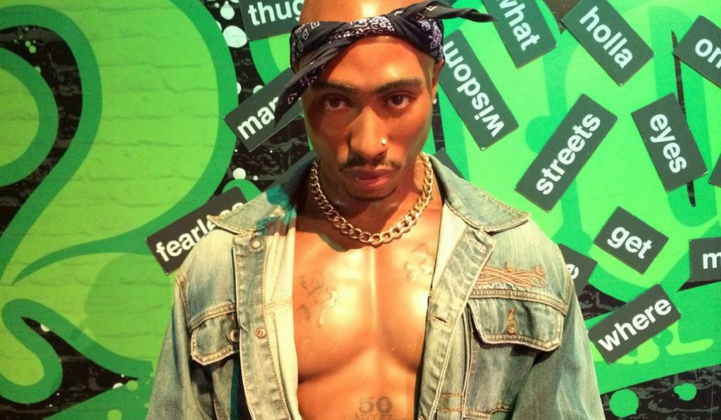 Tupac's Dream Cafe Becomes Reality In NYC This Weekend Only