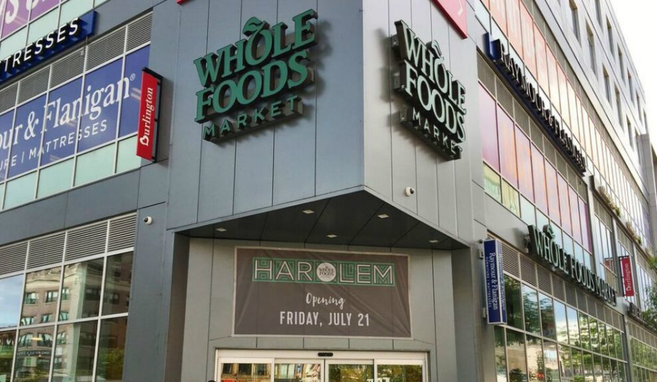 Harlem, Your Whole Foods Market has Finally Arrived
