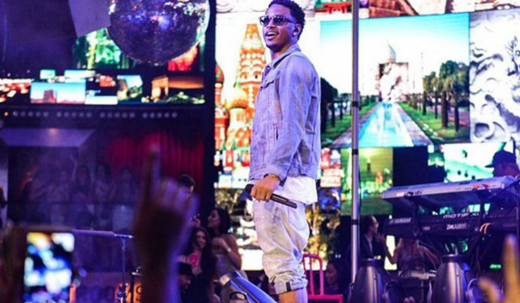 Trey Songz and Funkmaster Flex invade Hell's Kitchen this Weekend
