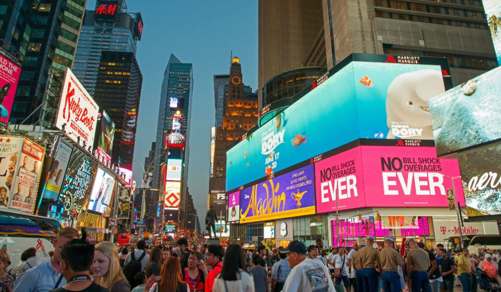 The Eight Questions Tourists will Constantly ask New Yorkers