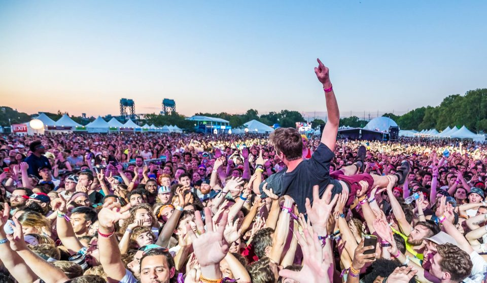 Don't leave town this weekend, Panorama Music Festival is where to be