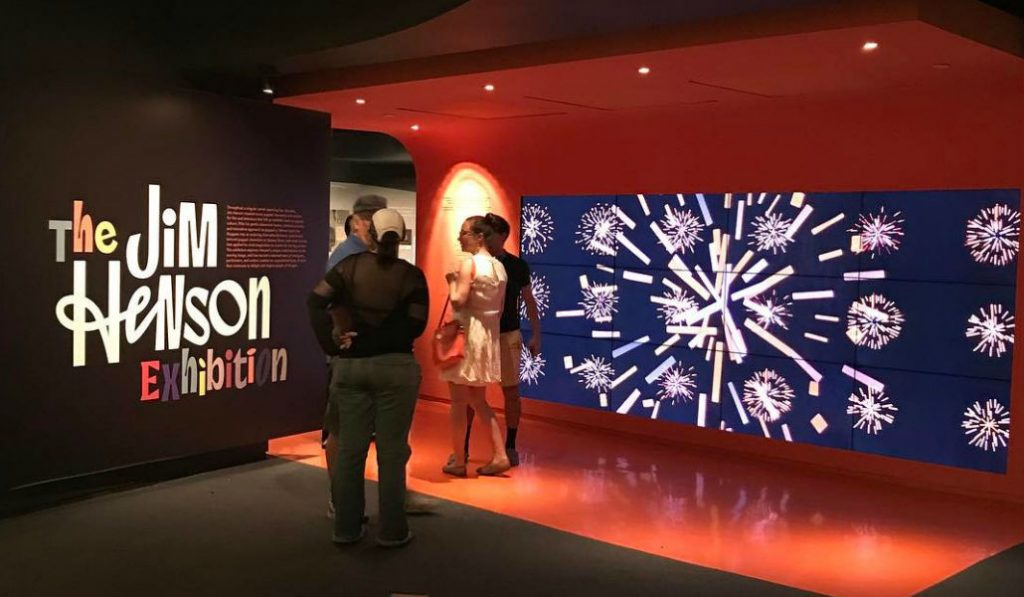 Jim Henson Exhibit Opened at the MoMI on Saturday and it's Amazing