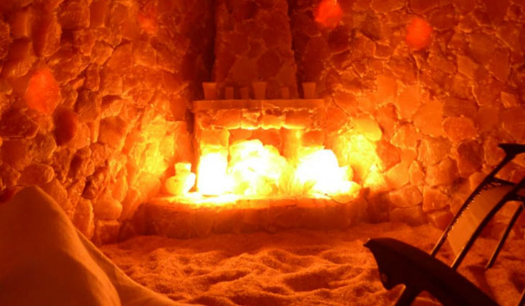 NYC gets its own Therapeutic Himalayan 'Salt Cave' this Summer