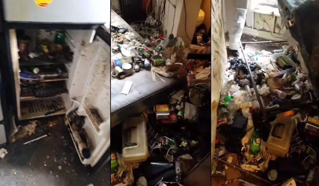 Could this be the most disgusting apartment in NYC?