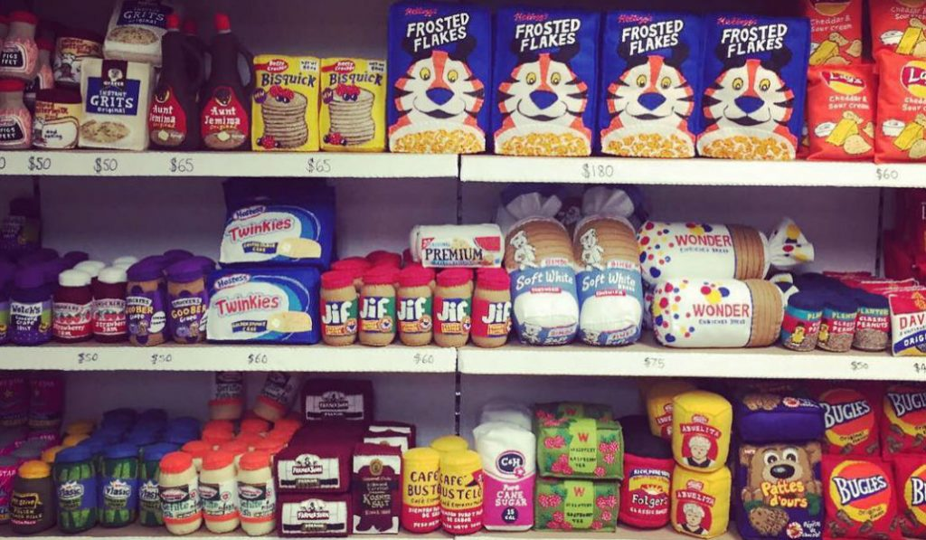 The NYC Bodega Made Entirely Out Of Felt In Pictures