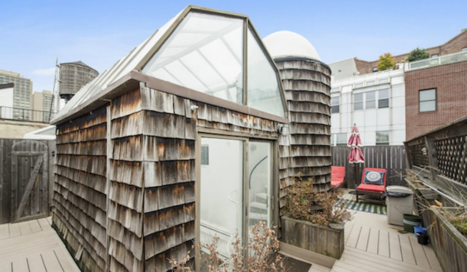 This SoHo Loft With a Rooftop Barn can be Yours!…For $2.65M