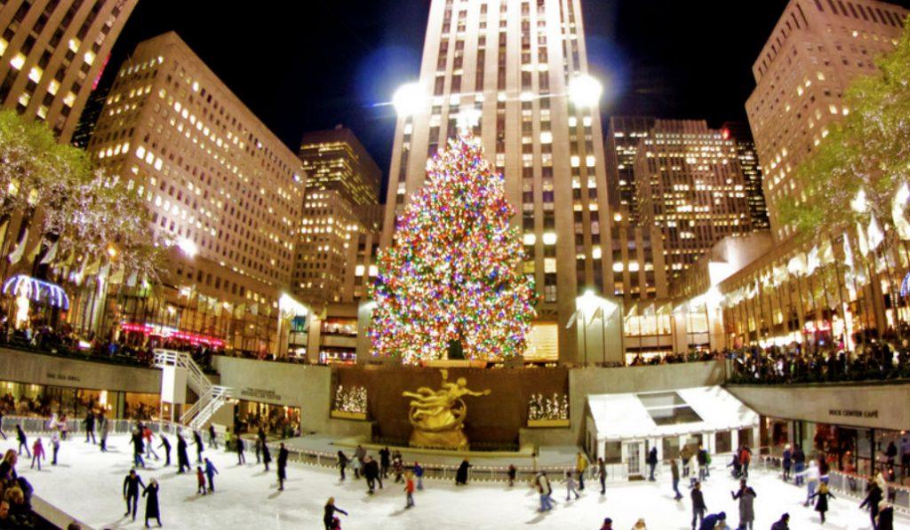 Take a Sneak Peek at This Year's Rockefeller Center Christmas Tree