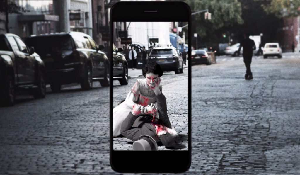 A New App Invites You to Explore 6 NYC Murders in Terrifying Detail