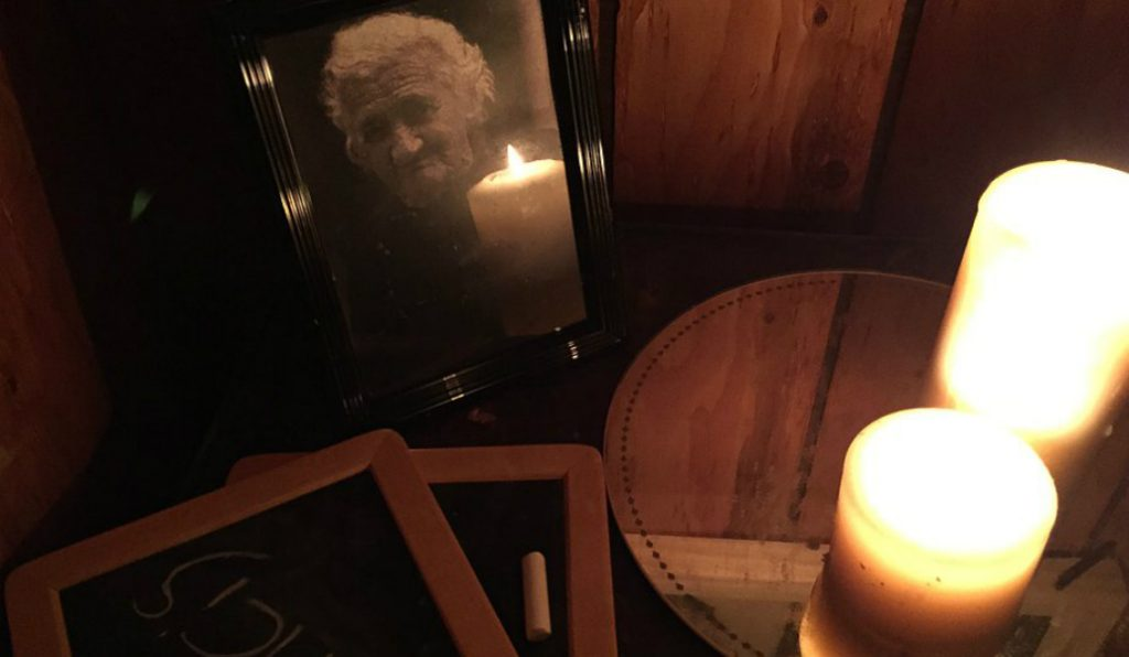 Would You Attend This Ghostly Brooklyn Seance?