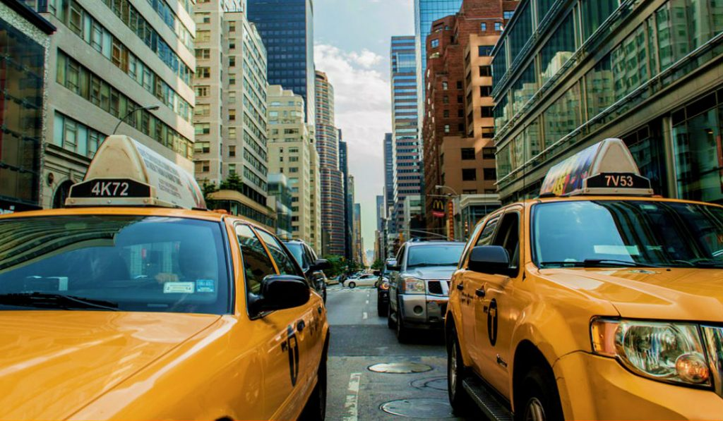 Uber Just Beat Yellow Cabs In Average Daily Ridership