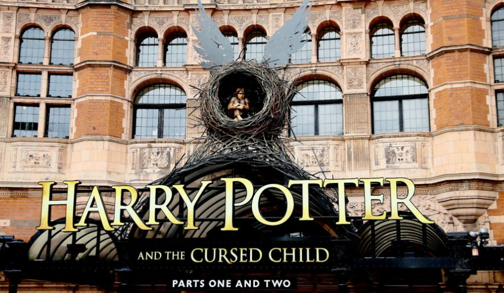 Harry Potter and the Cursed Child Went on Sale Today